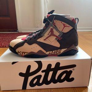 Jordan Shoes - Deadstock Jordan 7 Patta